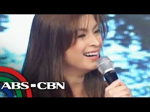 Angel Teased About Luis On 'It's Showtime - Smashpipe Entertainment