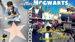 KA đi Mỹ 04: Sức hấp dẫn Đại lộ danh vọng và kỹ xảo phim trường Hollywood