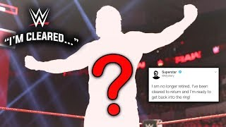 WWE Superstar That We Never Thought We'll See Again Is RETURNING TO THE RING! -WWE RAW