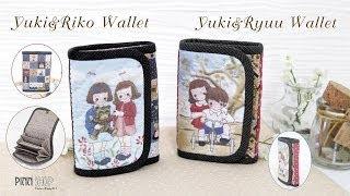 Yuki&Ryuu Wallet_PINN SHOP