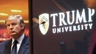 Trump University documents unsealed