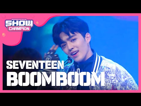 Show Champion EP.210 Seventeen - BOOMBOOM