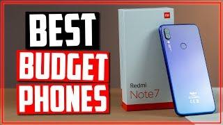 Best Budget Smartphones [June 2019] - Top 5 Budget Phones For You!