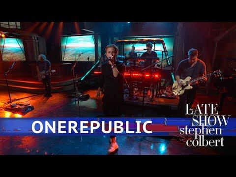 OneRepublic Perform 'Connection'