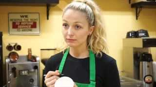 Stiletto Sketch Comedy- Barista
