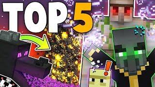 Top 5 Deadliest Mob Attacks In Minecraft