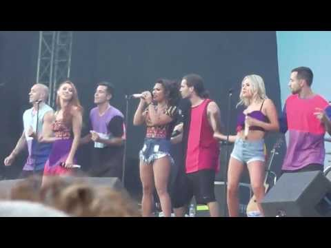 Baixar V Festival 2013 The Saturdays - What About Us