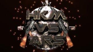 Darkorbit - Spirit: HKM vs Ars [Global Europe]