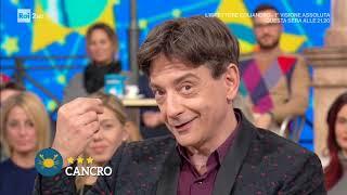 L'oroscopo di Paolo Fox - I Fatti Vostri 21/11/2018