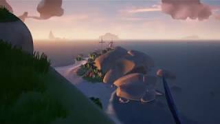 🗝️[HOW TO FIND] the high ground above the rocky tunnel ⛰️- Wanderers Refuge {Sea of Thieves}