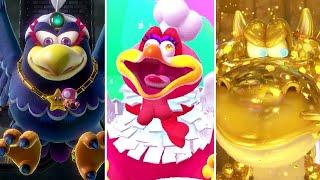 Captain Toad: Treasure Tracker - All Boss Levels (Draggadon/Wingo)