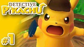 DETECTIVE PIKACHU #1 - Let's Play FR - Nintendo 3DS - NEWTITEUF