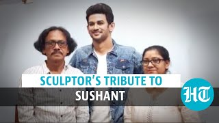 Watch: Sushant Singh Rajput gets a Madame Tussauds-like wa..