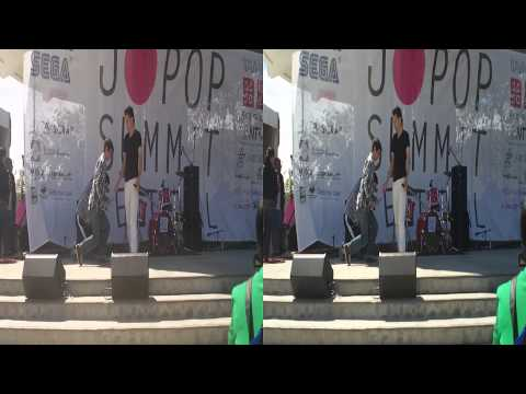 Samurai Sword Demonstration @ J-Pop Summit Festival 2012 (YT3D:Enabled=True)