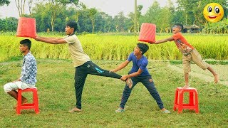 Indian New funny Video😄-😅Hindi Comedy Videos 2019-Episode-72--Indian Fun || ME Tv
