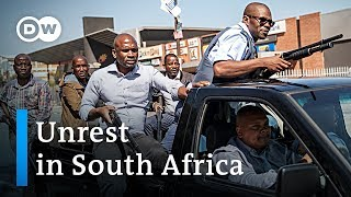 Xenophobic violence hits South Africa   DW News