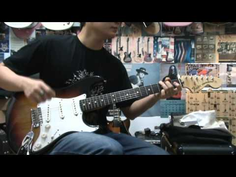 Fender American Vintage '70s Stratocaster® Reissue  Clean Sound
