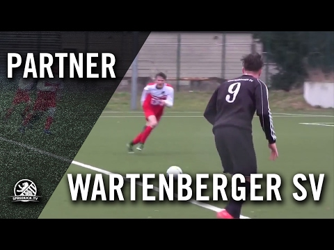 Wartenberger SV II - SV Karow 96 (Kreisliga A, Staffel 4) - Spielszenen | SPREEKICK.TV