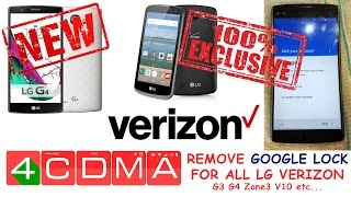 MetroPCS LG Leon - How to Bypass Google Account Verification
