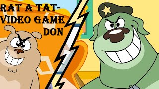 Rat-A-Tat | Chotoonz  Kids Funny Cartoon Videos 'Video Game Don'