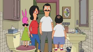 gene belcher being iconic for two and a half minutes straight