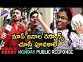 Arjun Reddy Movie Monday Public Response