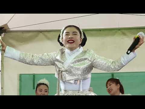 ♥버드리♥ 12월16일 3살 장구신동귀여운하윤이 버드리와 광대공연 ~노래까지^^ 공연중반 영동곶감축제