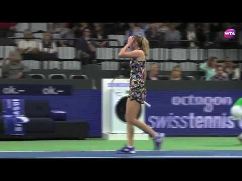 Aliaksandra Sasnovich vs Camila Giorgi