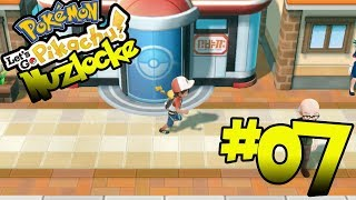 """Finally to Vermillion City!"" - Pokémon Let's Go Pikachu Nuzlocke | Part 7 |"