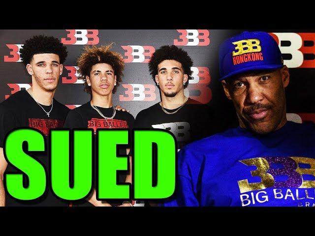 NBA/球爸又惹議!遭控非法挪用7千萬 原告也是爭議人物