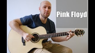 Pink Floyd - Another Brick In The Wall (Fingerstyle Guitar Cover)