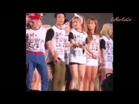 Seohyun Donghae Siwon + BONUS EXSEO Moment @ SMTOWN Osaka 2015