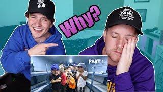 Reacting To Kian & Jc's Freezer Video!!