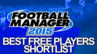Football Manager 2015: Best Free Players