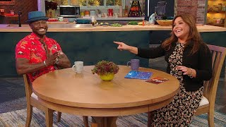 Rach and Taye Diggs Play Taye or Nay (Spoiler: He Was *NOT* An Honor Roll Student)