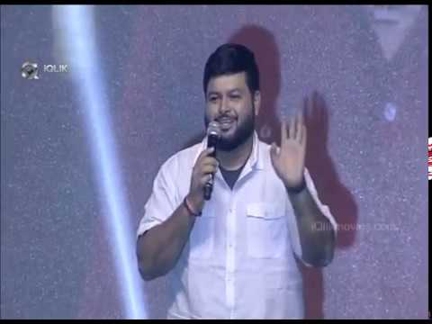 Thaman-Fun-with-Ileana---Amar-Akbar-Anthony-audio-launch