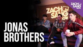 Jonas Brothers Talk Cool, Upcoming Tour & Nick's Wedding