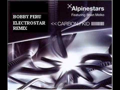 Alpinestars feat. Brian Molko - Carbon Kid (Bobby Peru's Electrostar Remix)