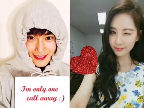 Seohyun & Suho -One Call Away