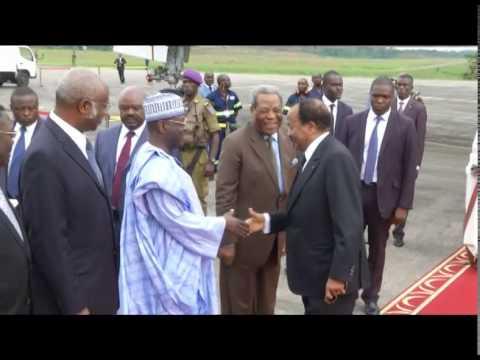 Retour du couple présidentiel au bercail : Paul et Chantal Biya chaleureusement accueillis à Yaoundé