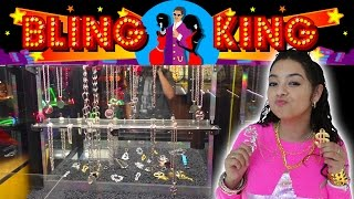 "Bling King Spree ""Money Sign BABY!"" - Claw Machine Wins"