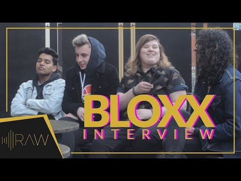 Songwriting, Live Shows, Band Success - BLOXX | RAW Interviews
