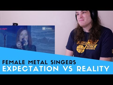 Voice Teacher Reacts to Female Metal Vocalists: Expectations vs Reality
