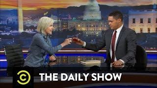"Hannah Hart Extended Interview - Coming of Age in ""Dirty 30"": The Daily Show"