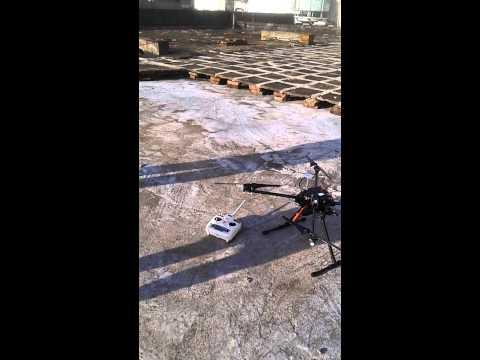 DetoxTAXI.com-20140626 Walkera QRX800 12E Flight Test Video Before Shipping ...