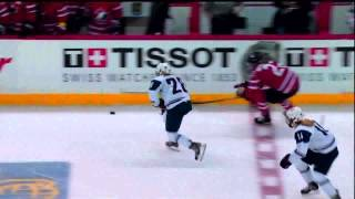 USA IIHF Gold Medal Game-Amanda Kessel Game-Winning Goal!