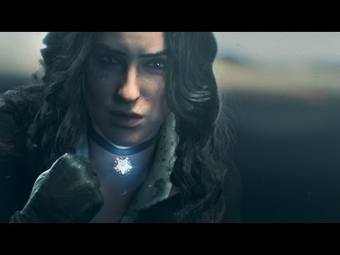 """The Witcher 3: Wild Hunt """"The Trail"""" Opening Cinematic"""