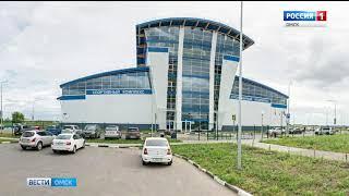 Омский  физкультурно-оздоровительный комплекс на улице Конева борется за национальную спортивную премию