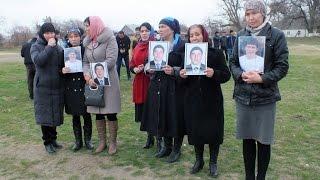 Митинг в память об Эрадиле Асанове (Дагестан)