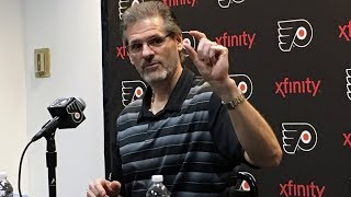 Ron Hextall Out as Flyers GM